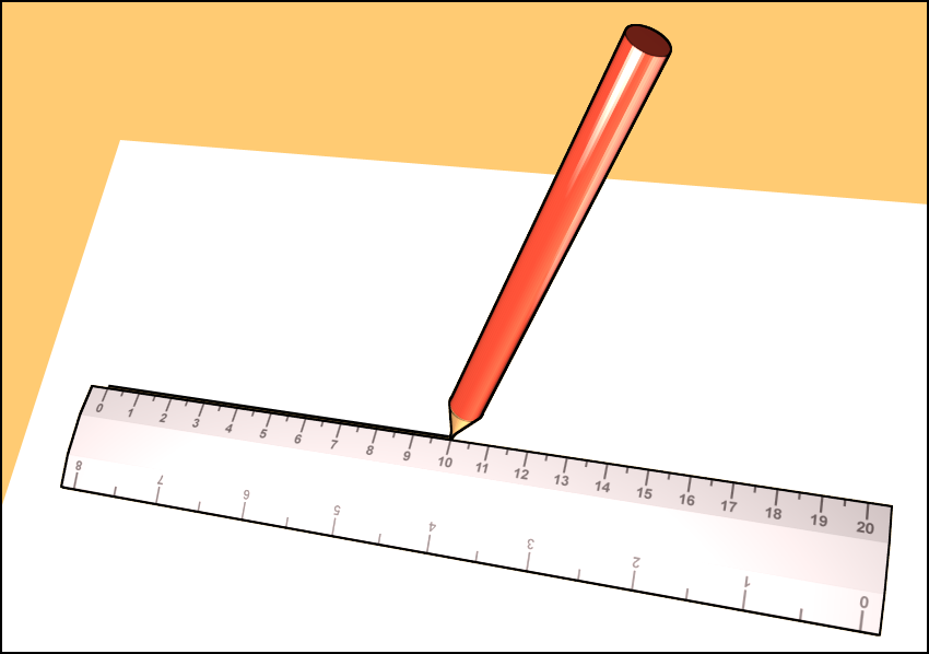 Drawing Lines Using A Ruler : File geom draw line wikimedia commons