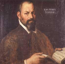 Giovanni Maria Nanino Italian composer