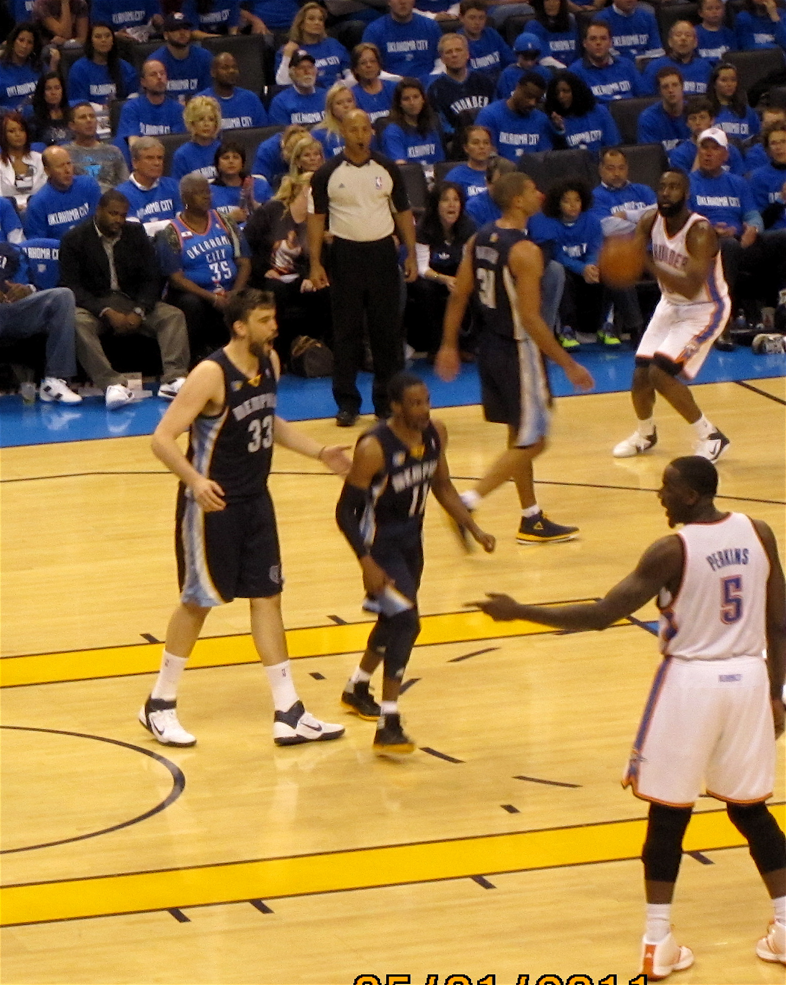 2010–11 Oklahoma City Thunder season