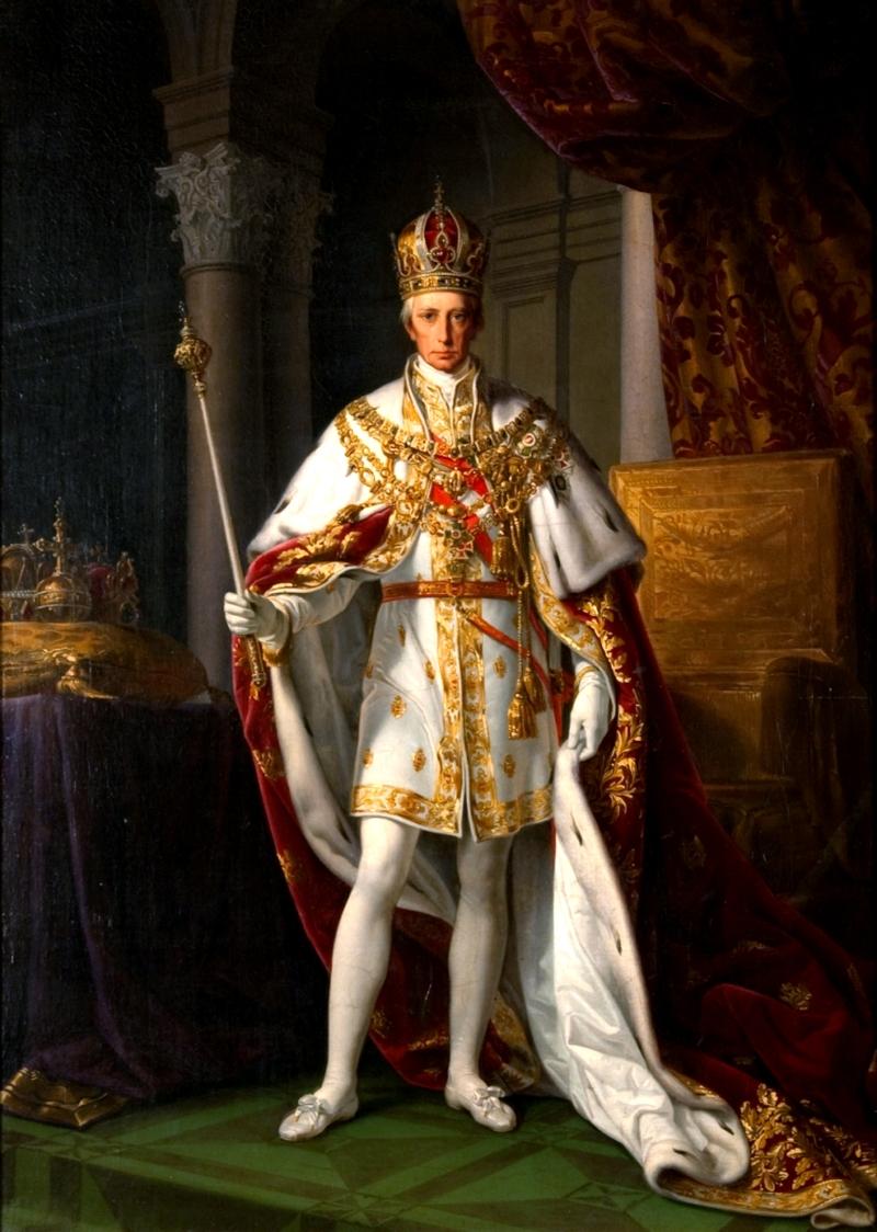 Gott schütze den Kaiser.