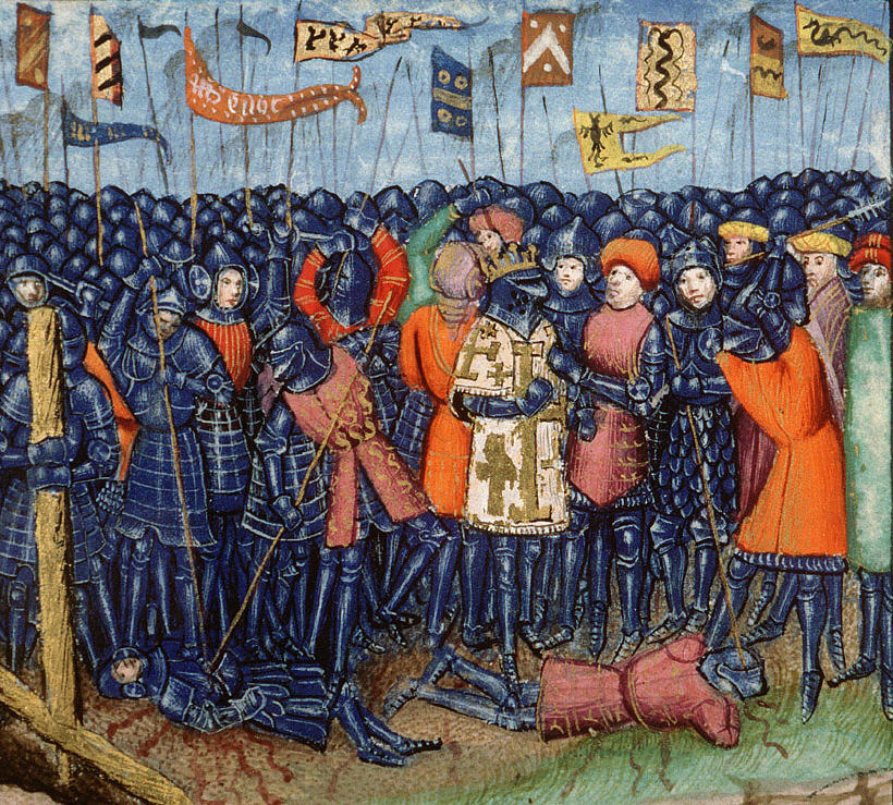 Battle Of Hattin Wikipedia - Major battles of the crusades