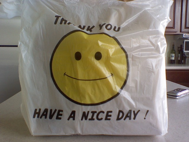 Have a nice day and smiley face bag.jpg