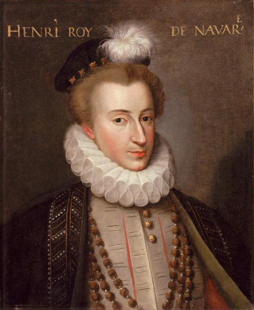 a biography of henry of navarre Henry of navarre and marguerite of valois and marguerite de france, marguerite de valois, 1553-1615) despite her mother, margaret has been credited with saving the lives of several prominent protestants, including her husband's, during the massacre, by keeping them in her rooms & refusing to admit the assassins.