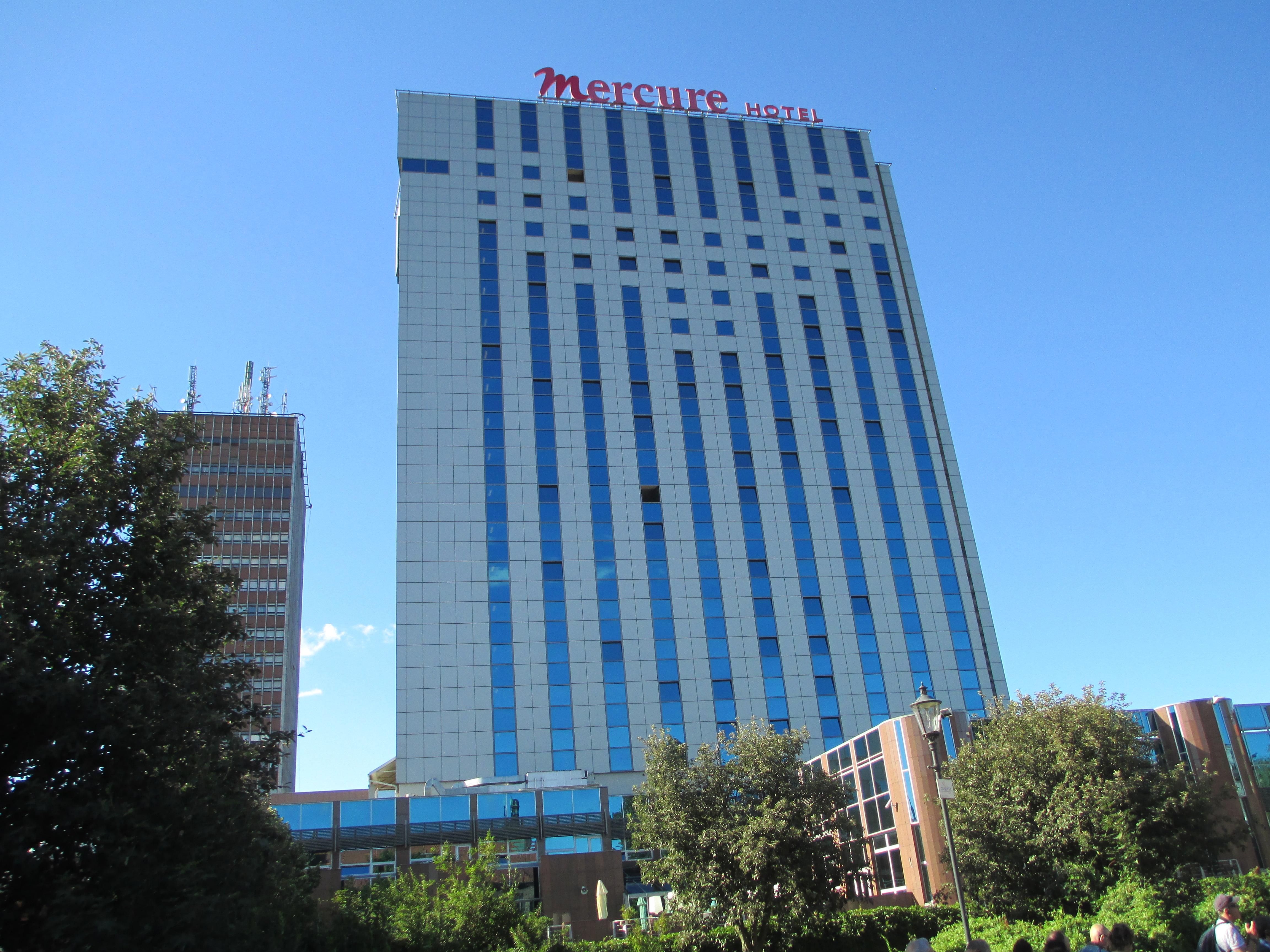 Hotel Mercure Gdansk