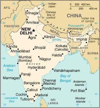 英文版南京地图