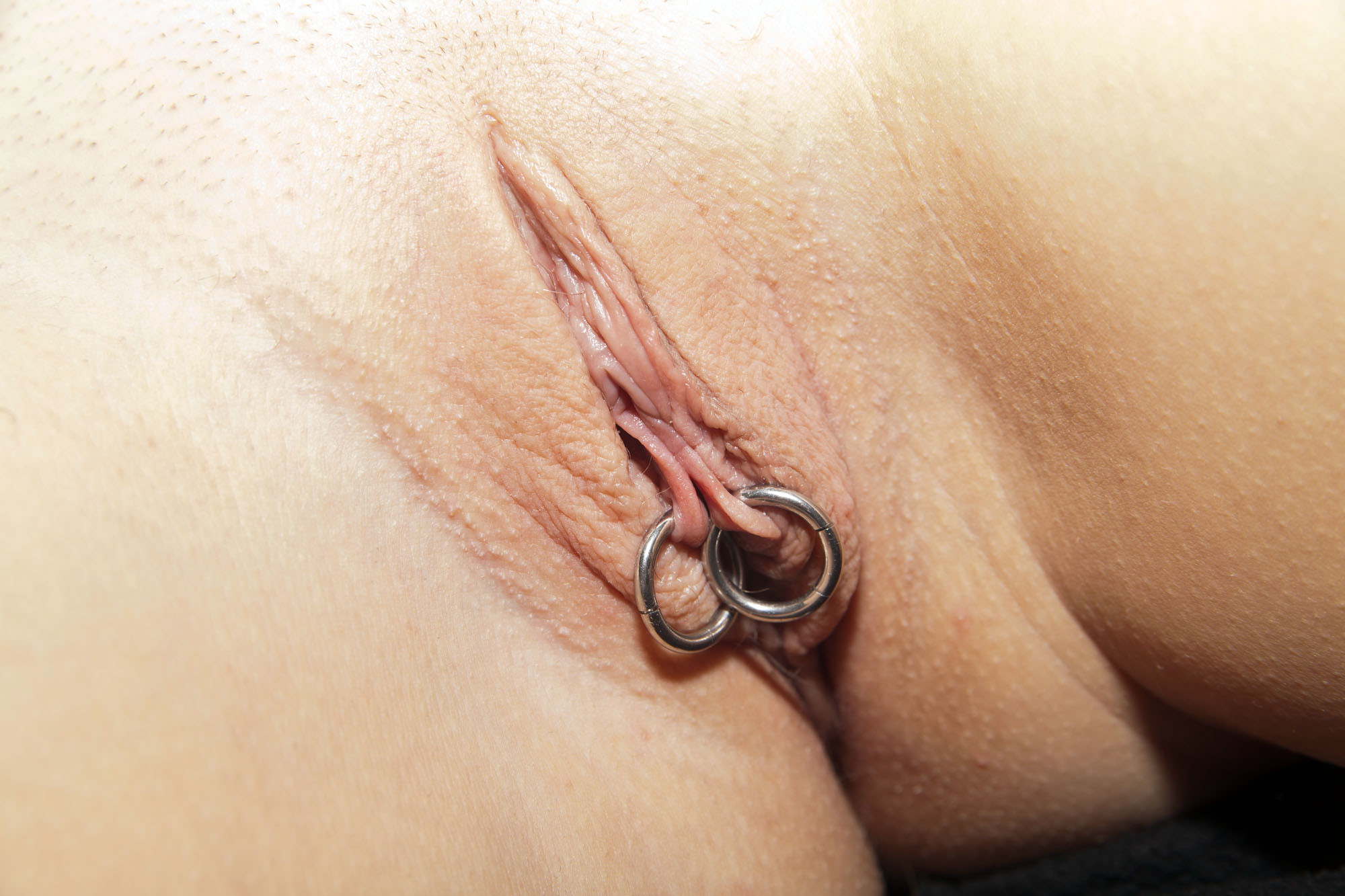 Women vagina piercings