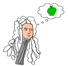 Bildresultat för Isaac Newton