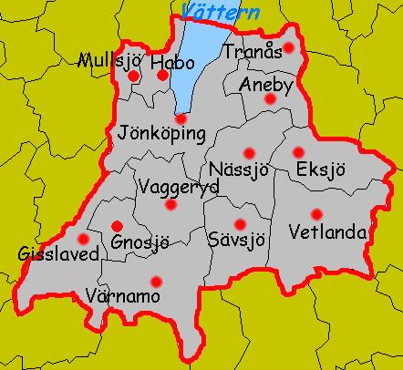 Resultado de imagen de Vetlanda, Jönköping County
