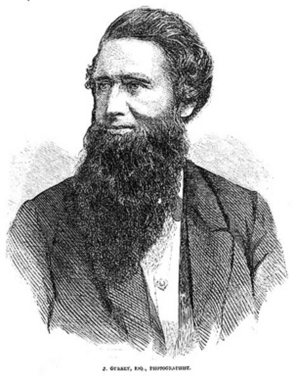 Image of Jeremiah Gurney from Wikidata