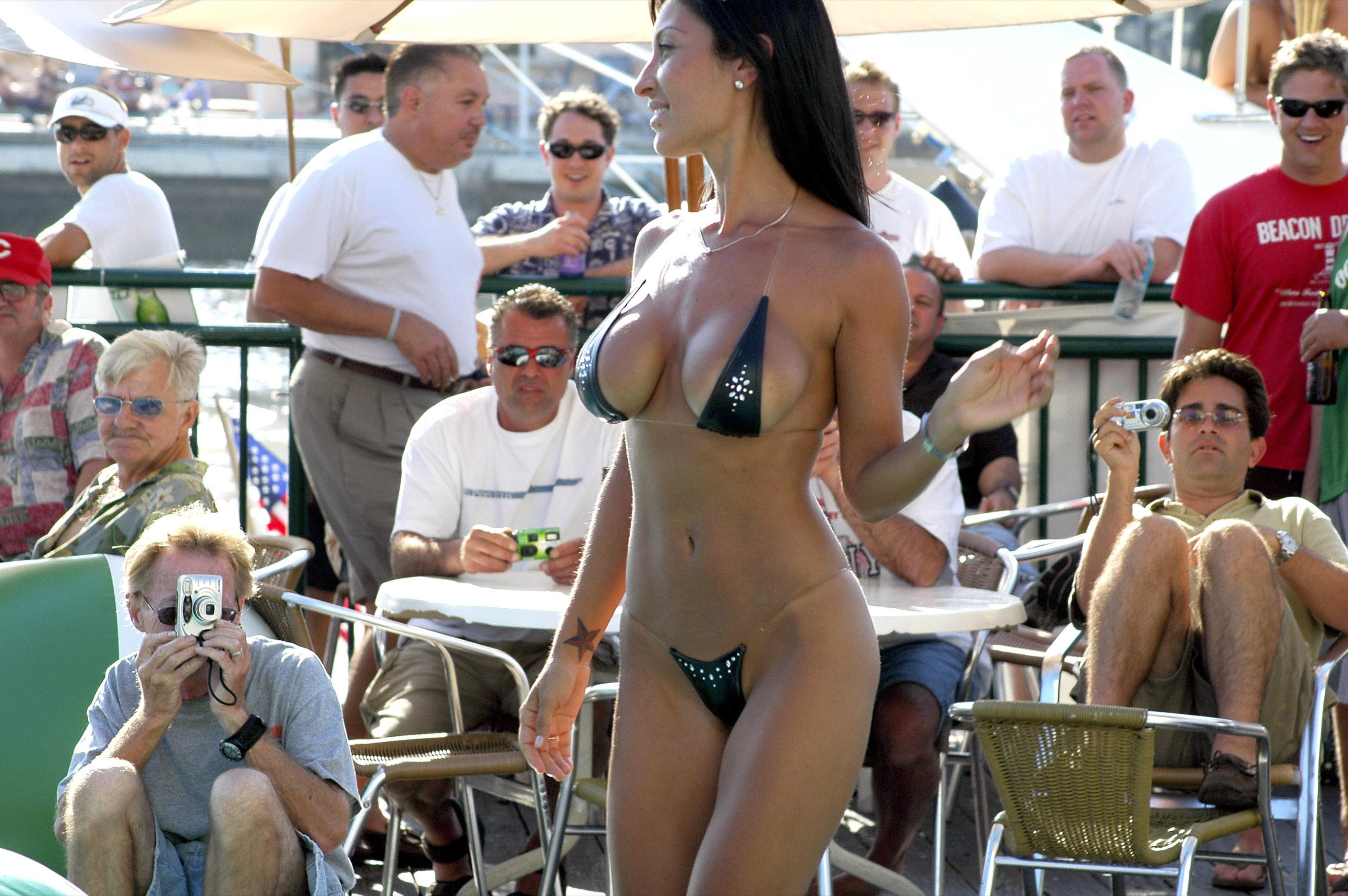 Bootleggers bikini contest