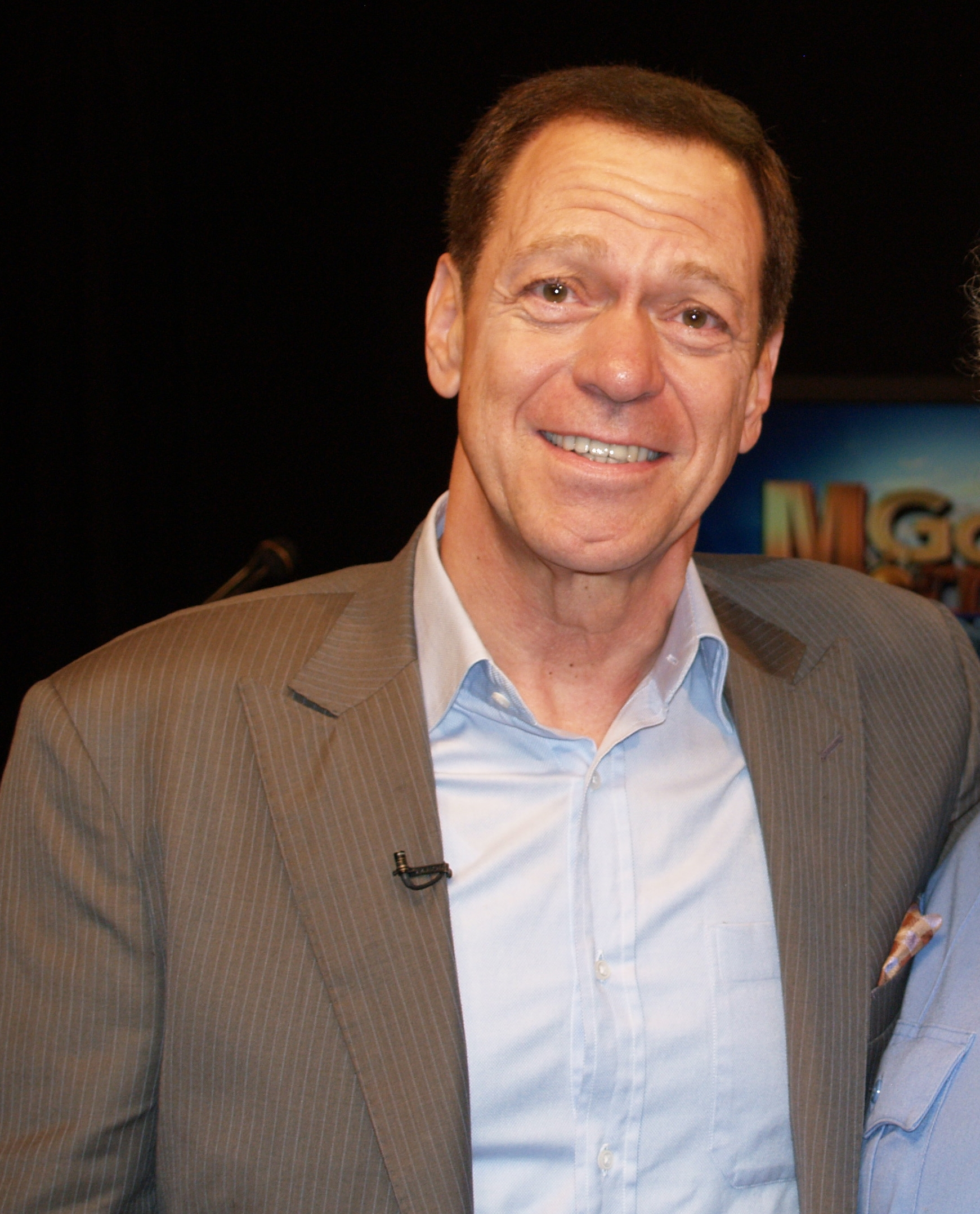 The 67-year old son of father (?) and mother(?) Joe Piscopo in 2018 photo. Joe Piscopo earned a  million dollar salary - leaving the net worth at 3 million in 2018
