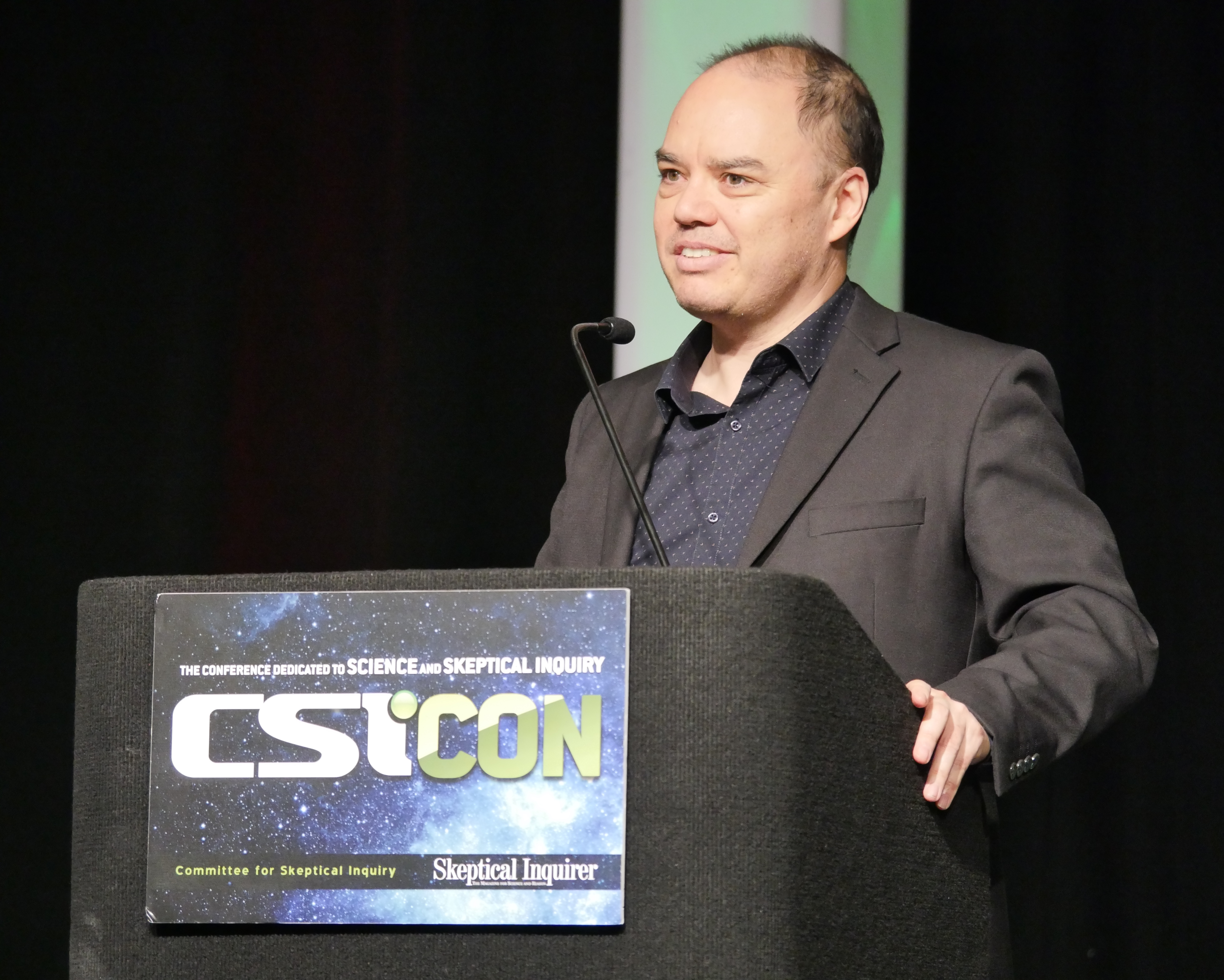 John Cook CSICon 2018 Taking on Fake News About Climate Change