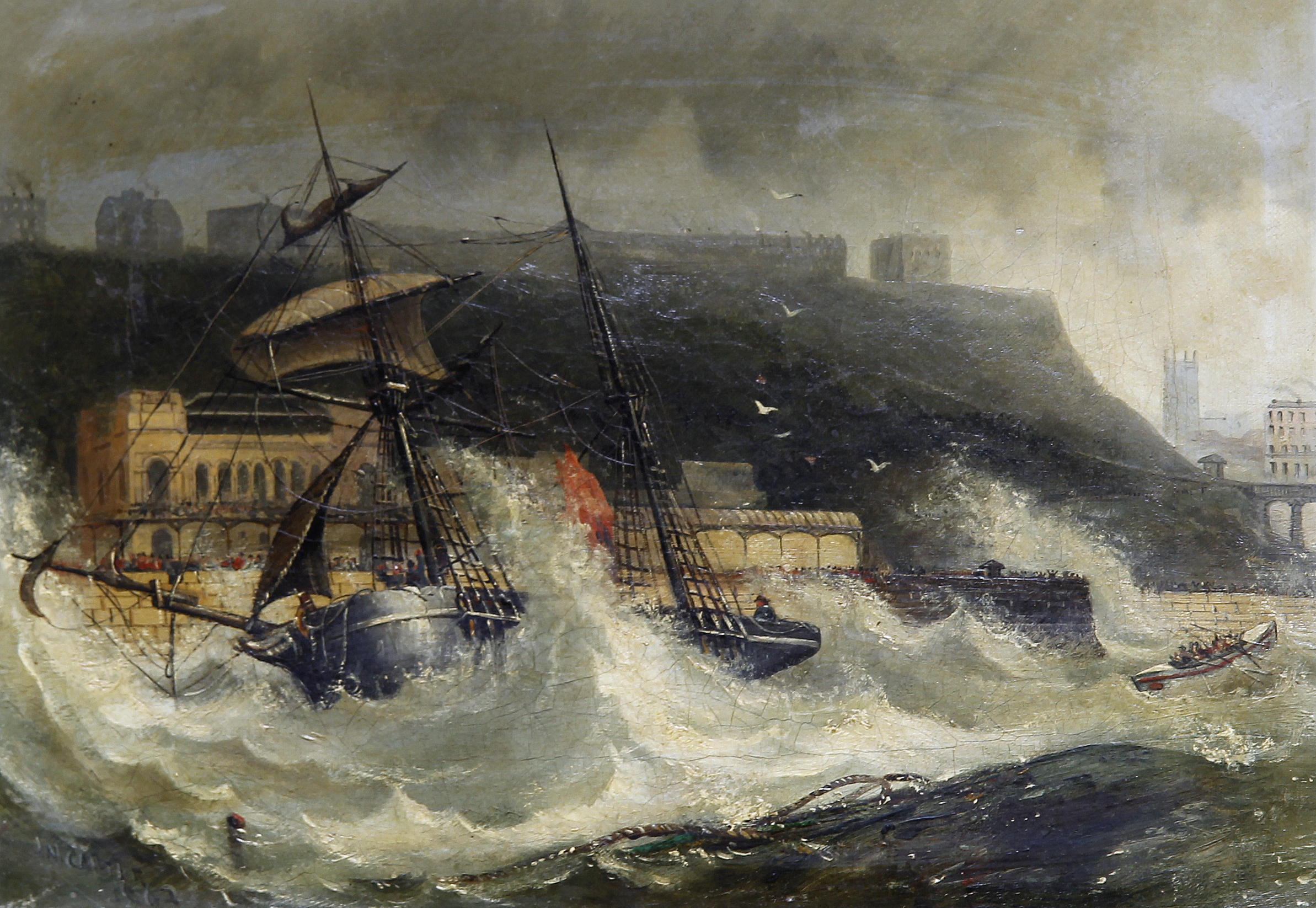 List of shipwrecks of England - Wikipedia
