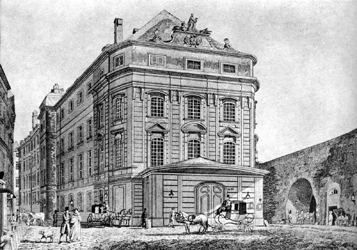 Kärntnertortheater 1830