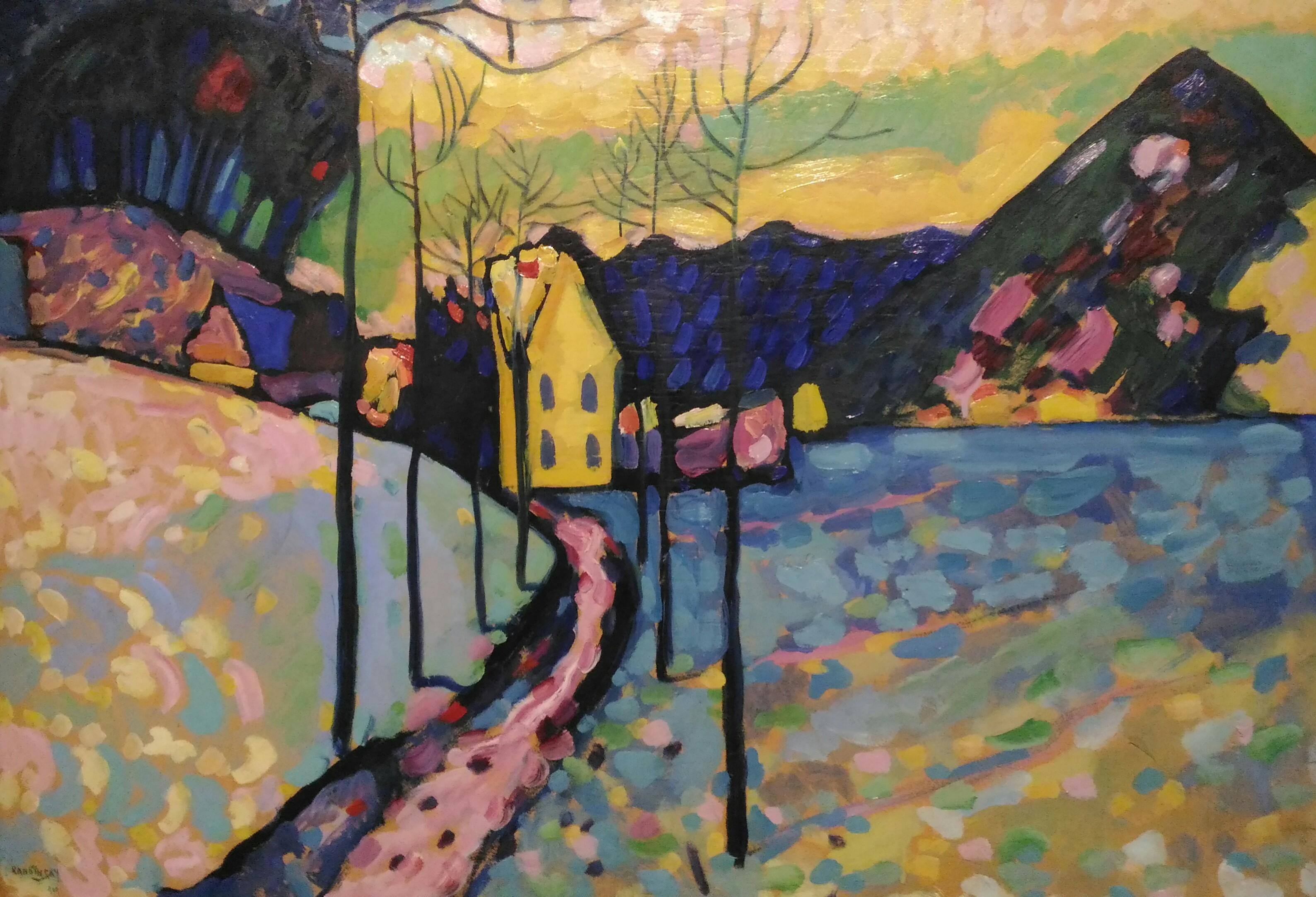 Kandinsky Famous Paintings