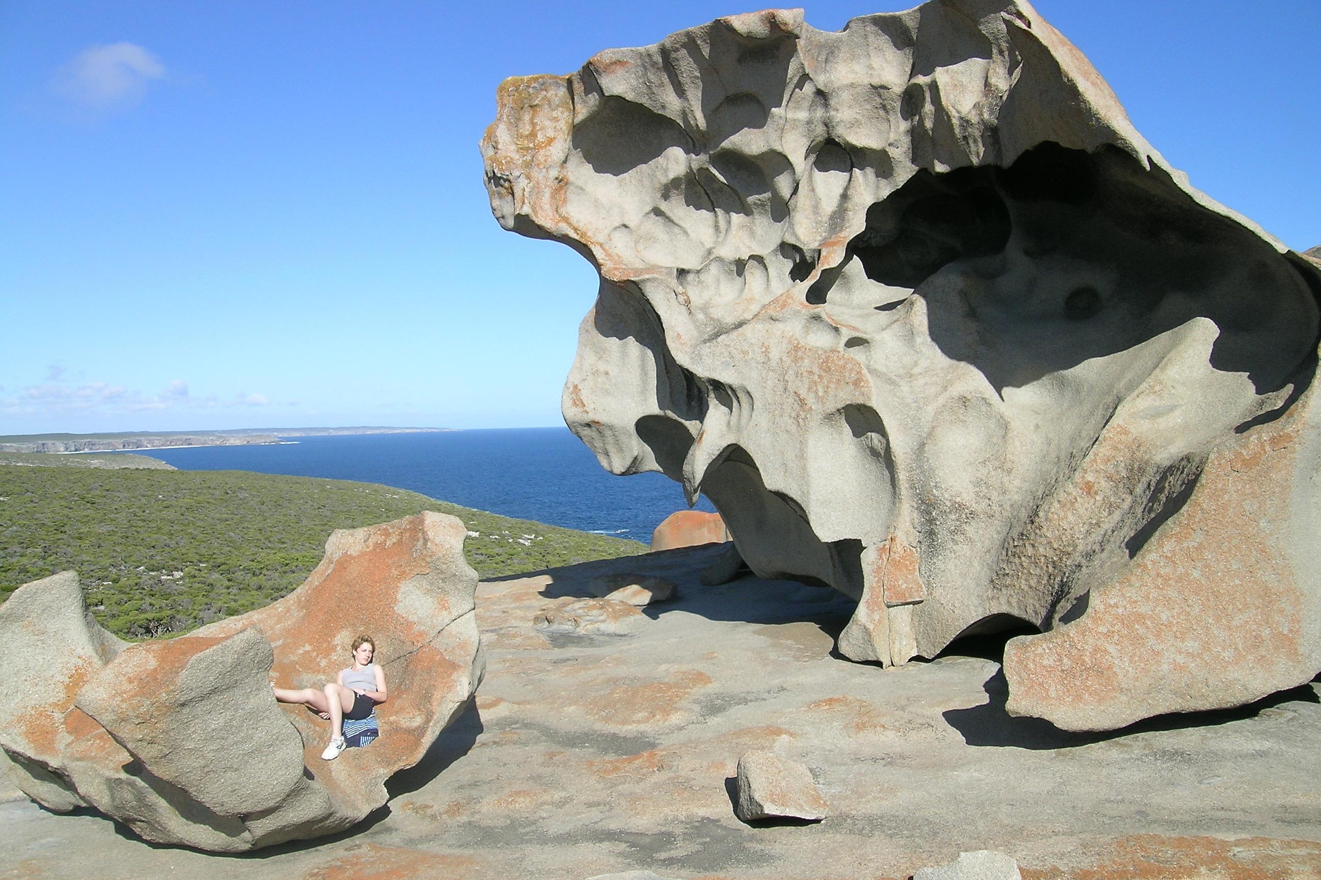 Kangaroo Island Remarkable Rocks Wiki