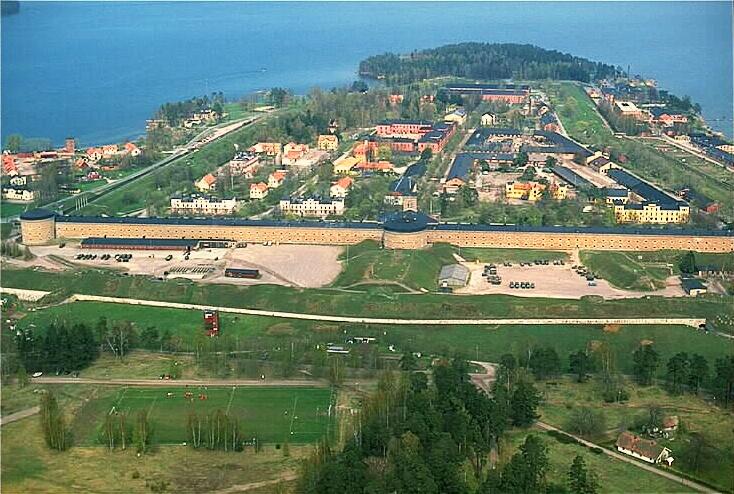 fästning