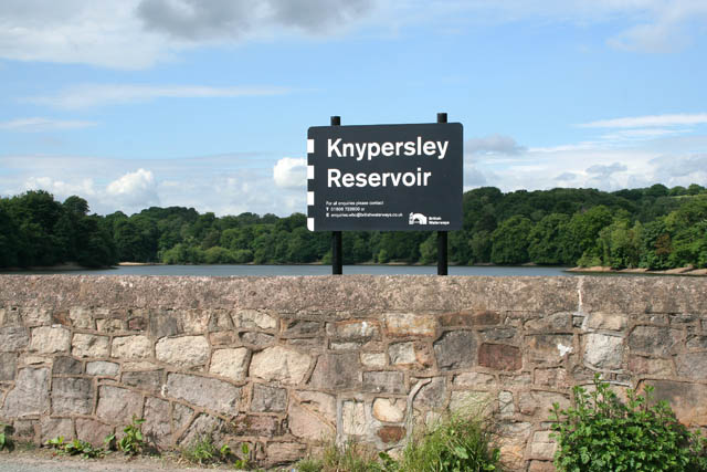 Knypersley Reservoir - geograph.org.uk - 942739