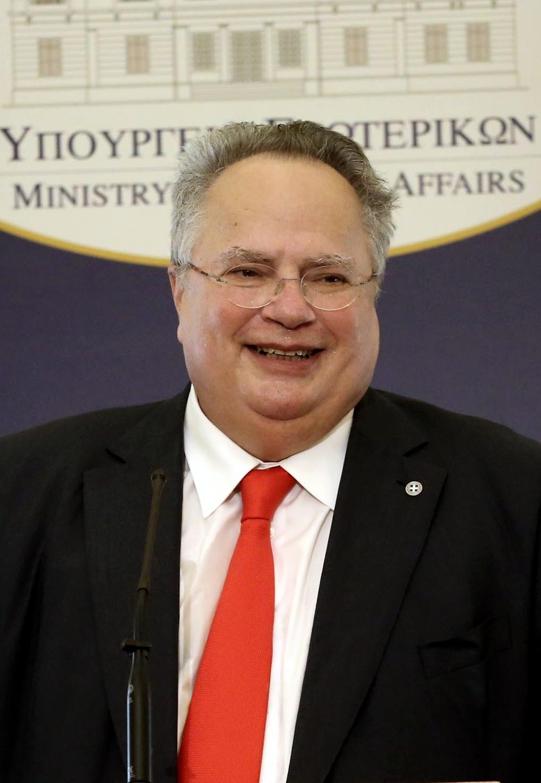 Naufragio éxtasis Reunir  Nikos Kotzias - Wikipedia