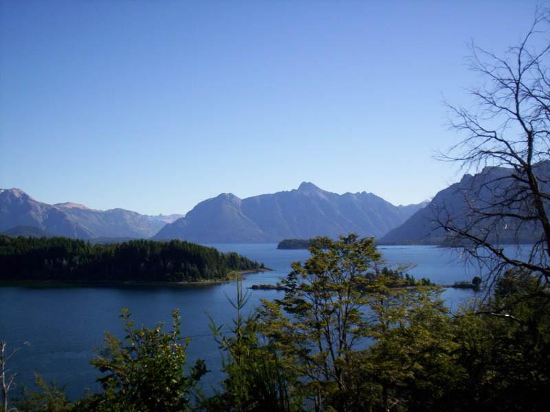 Lago Nahuel Huapi, Argentina, 2005