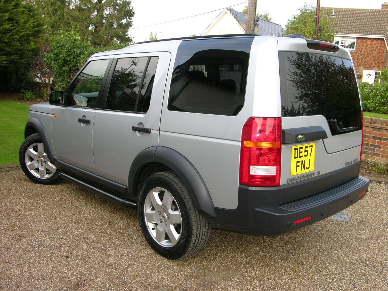 datei land rover discovery 3 tdv6 hse flickr the car. Black Bedroom Furniture Sets. Home Design Ideas