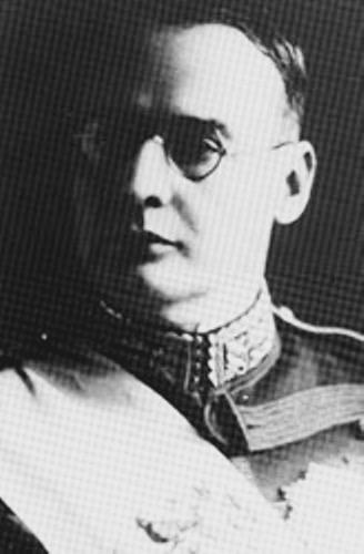 Retrato del general Lázaro Chacón.