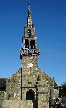 L'église du Drennec