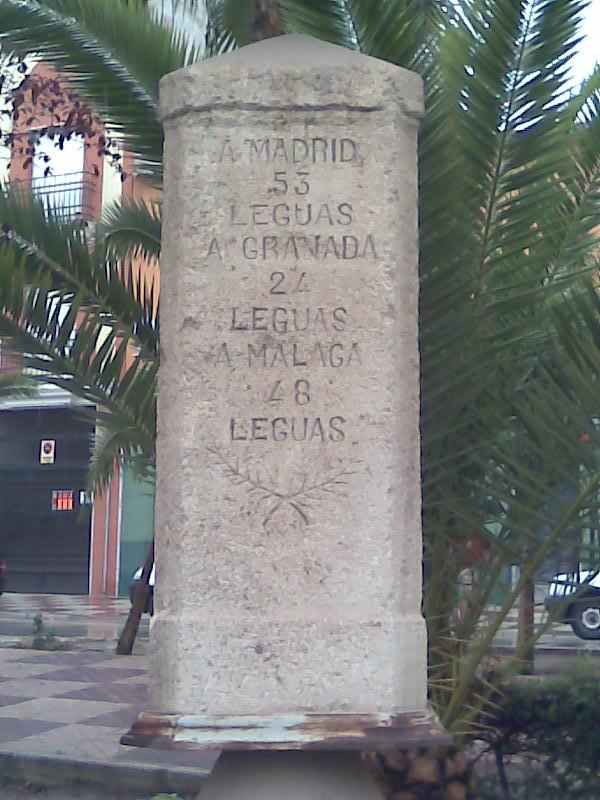 Legua Wikipedia La Enciclopedia Libre