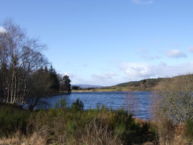 Loch of Aboyne - geograph.org.uk - 364211