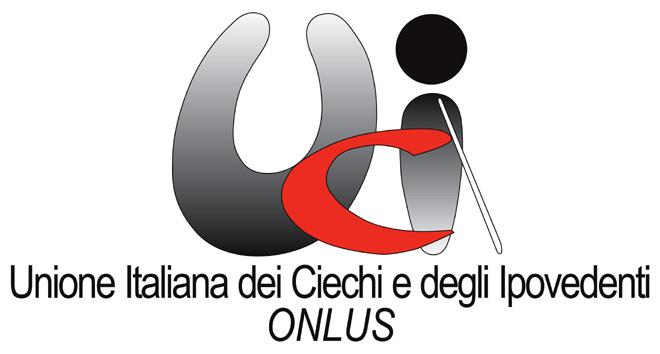 Risultati immagini per UNIONE ITALIANA CIECHI