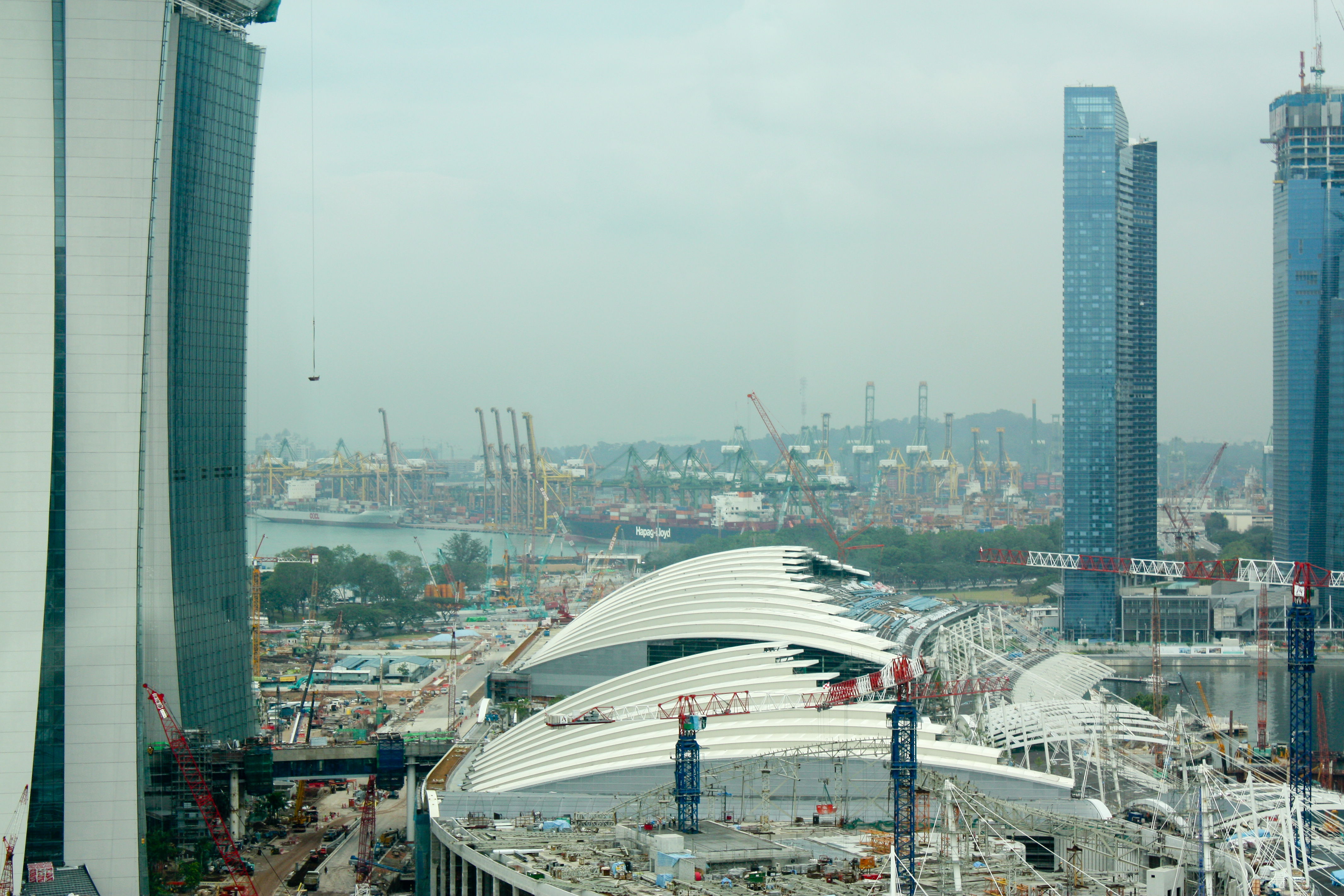 File Marina Bay Sands Casino Singapore Construction Site 4448689708 Jpg Wikimedia Commons