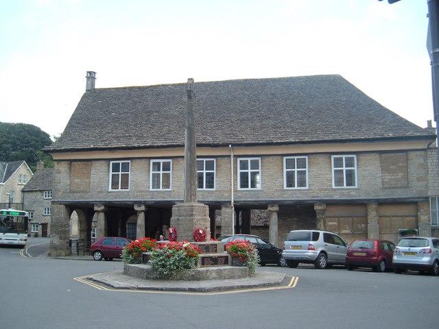 Market House, Minchinhampton - geograph.org.uk - 531865