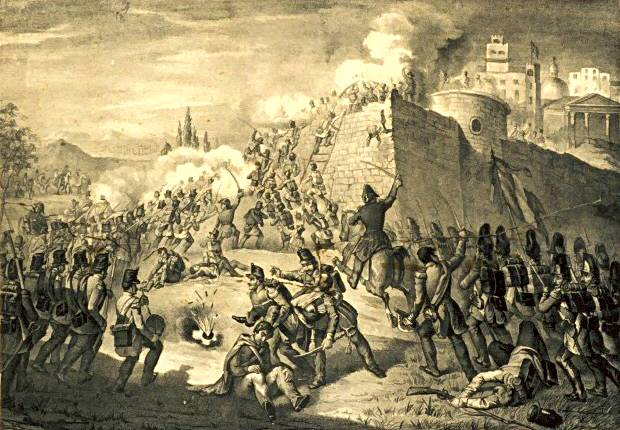 https://upload.wikimedia.org/wikipedia/commons/2/22/Melchiorre_Fontana_-_assalto_delle_truppe_francesi_a_Roma_nel_1849_-ca.1860.jpg
