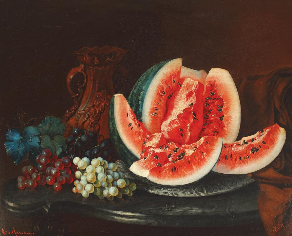 Watermelon Paintings In Oil