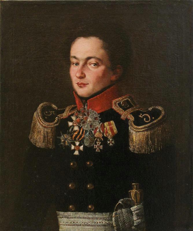 Михаил Иванович Каховский