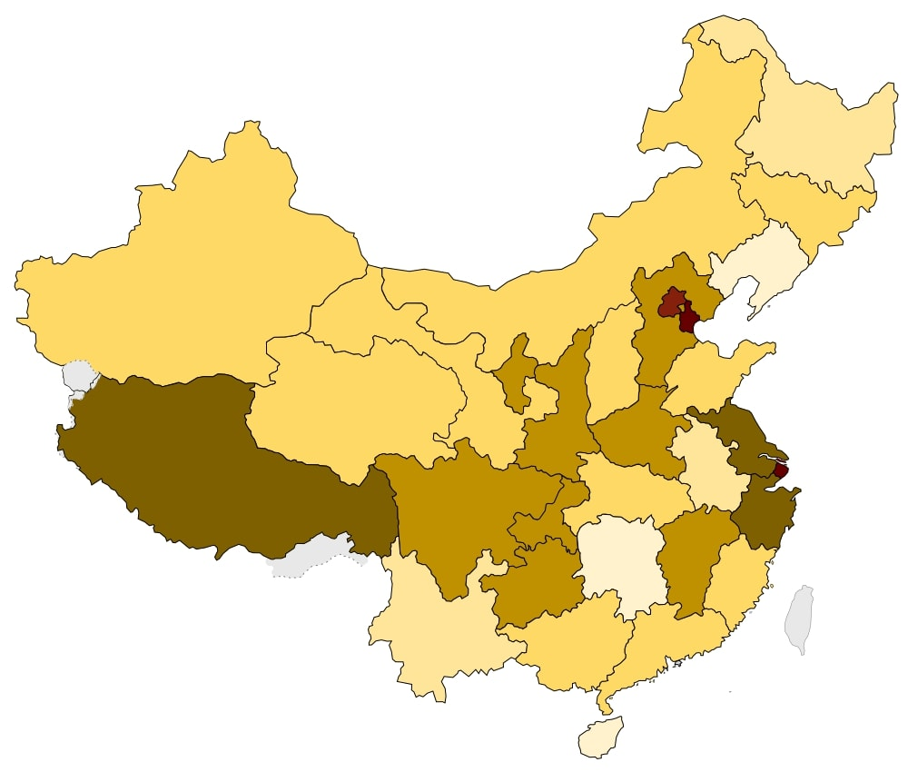 Minimum wage in China - Wikipedia