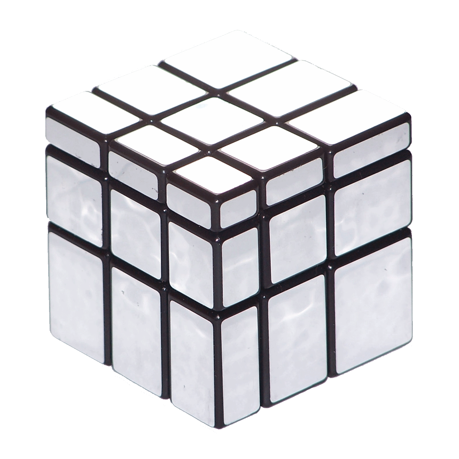Mirror cube images frompo for Mirror rubik s cube