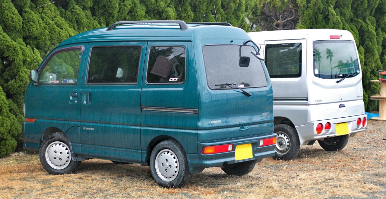 mitsubishi bravo 660