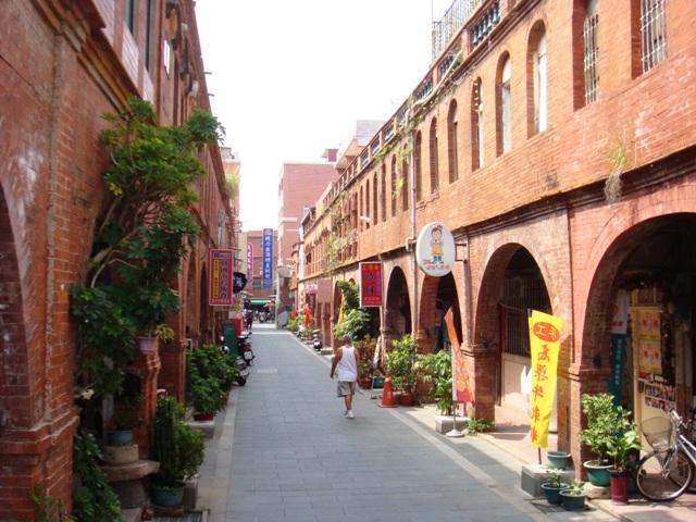 Kinmen Taiwan  city pictures gallery : Mo fan Street, Kinmen, Taiwan Wikimedia Commons