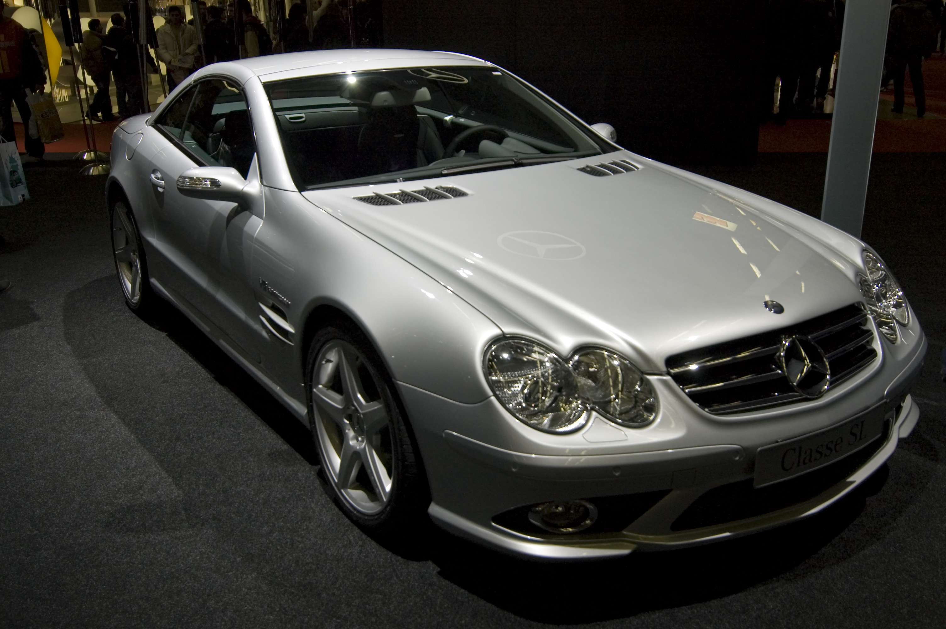 Image gallery 2007 mercedes sl for 2007 mercedes benz sl500