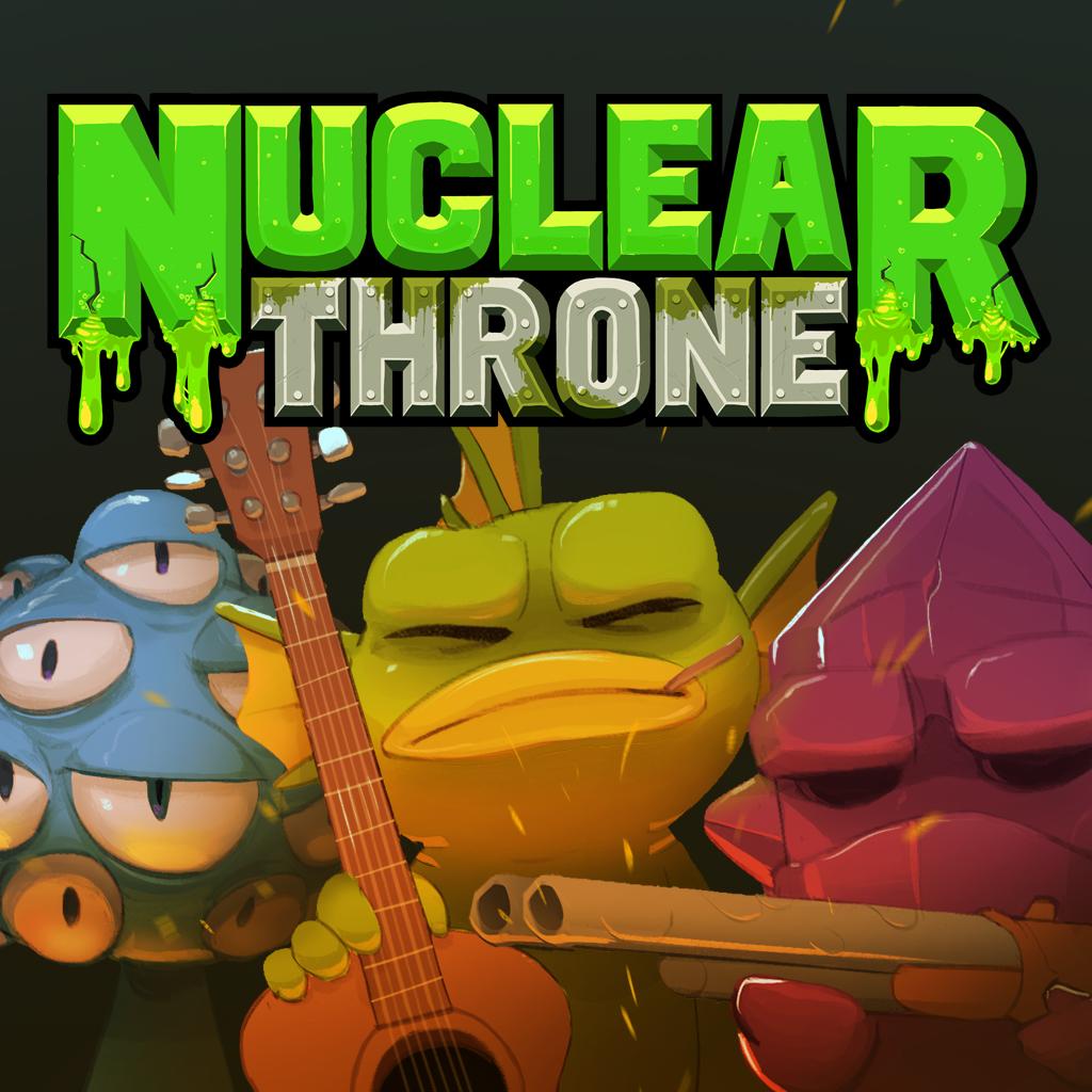 скачать через торрент игру Nuclear Throne - фото 3