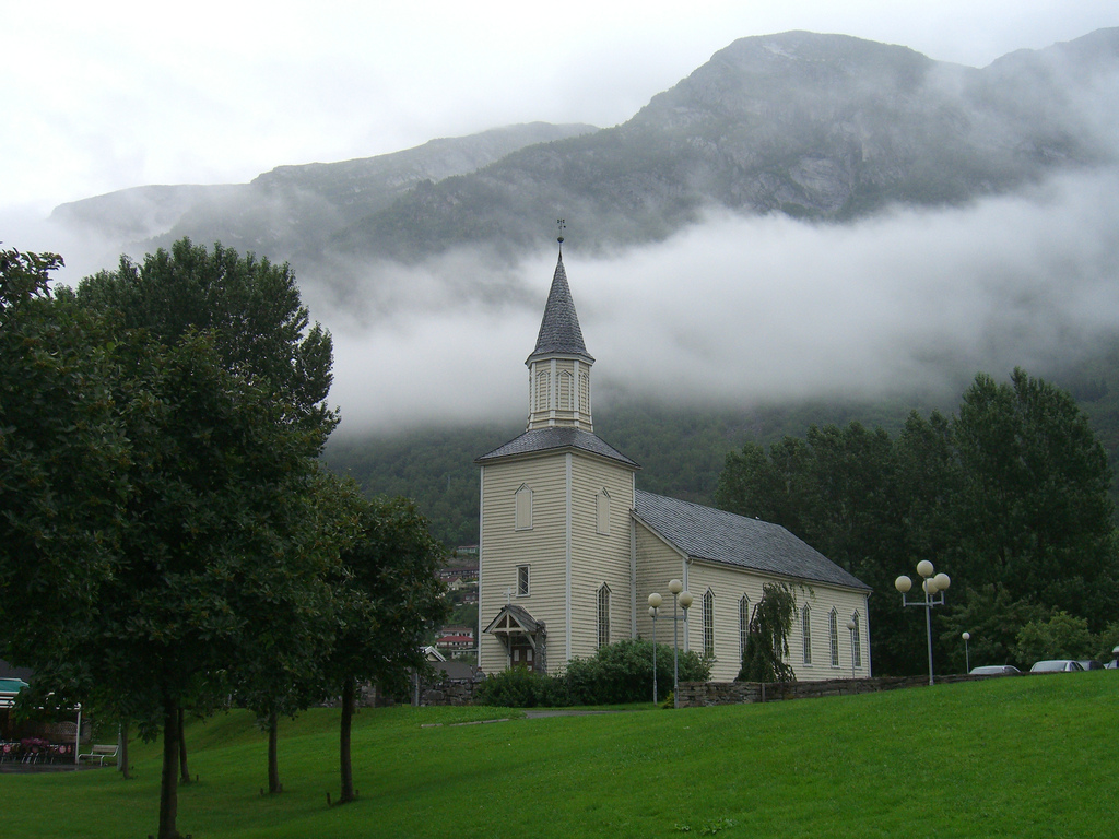 Odda Church