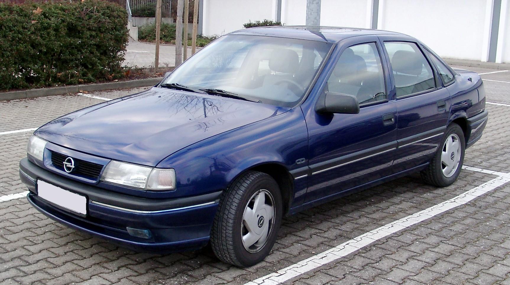 Opel Vectra Wikipedia La Enciclopedia Libre