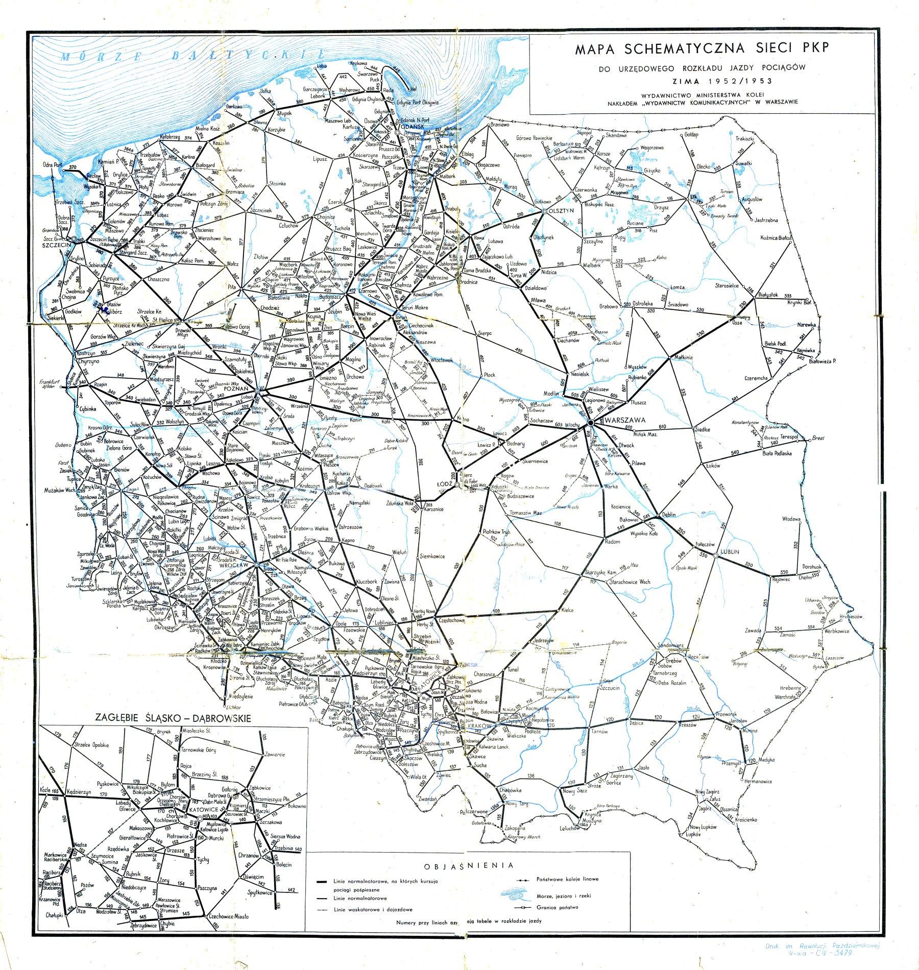 photograph regarding Printable Map of Poland named Poland A and B - Wikipedia