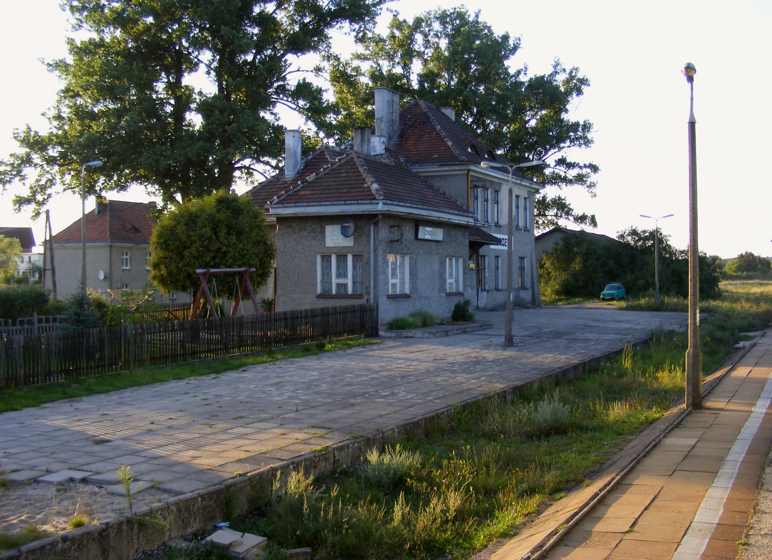 Station Skorzewo