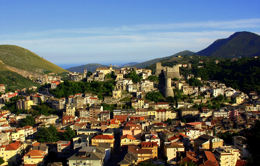 City of Itri, Italy