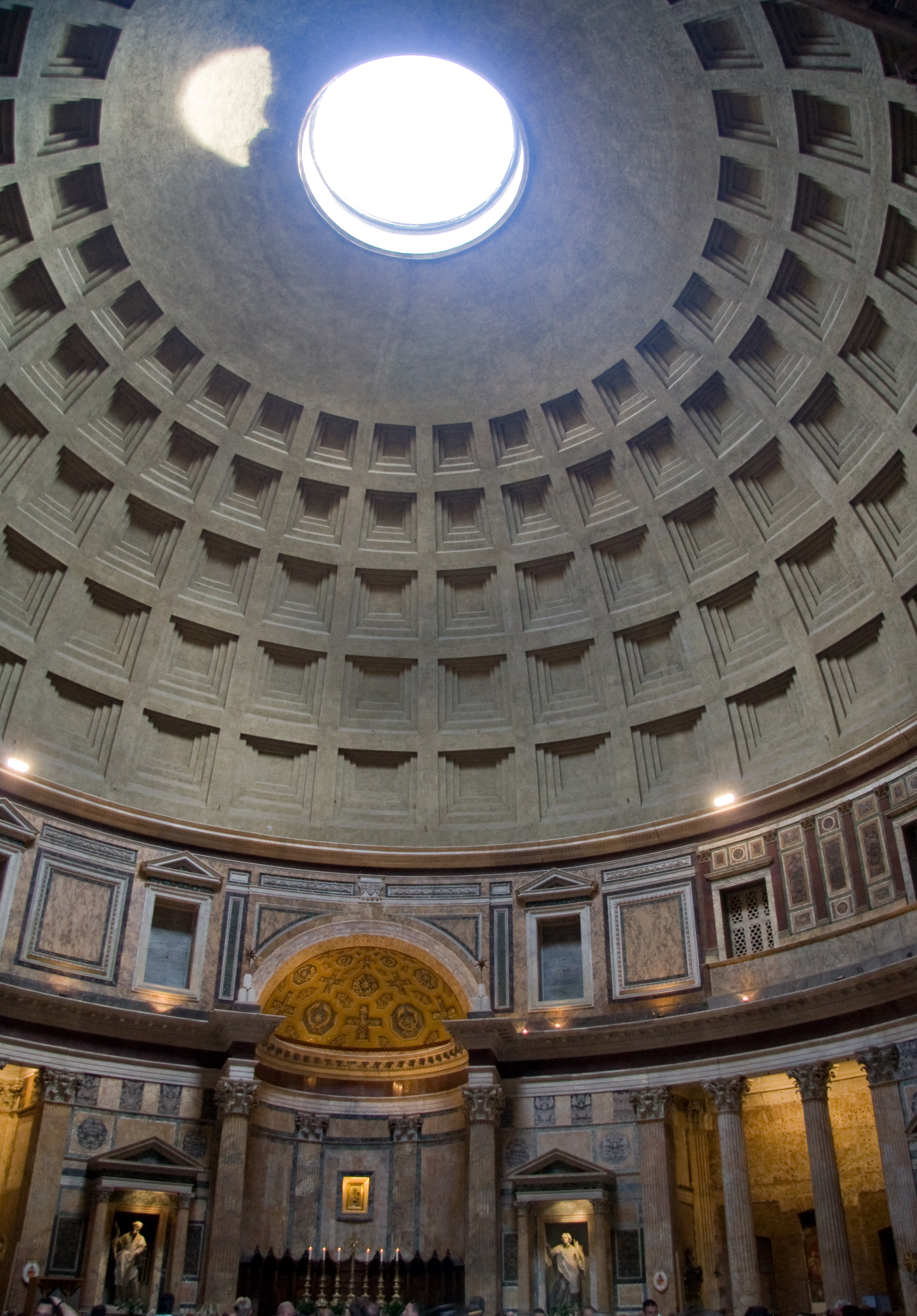 file pantheon panorama rome wikimedia commons On architecture romaine