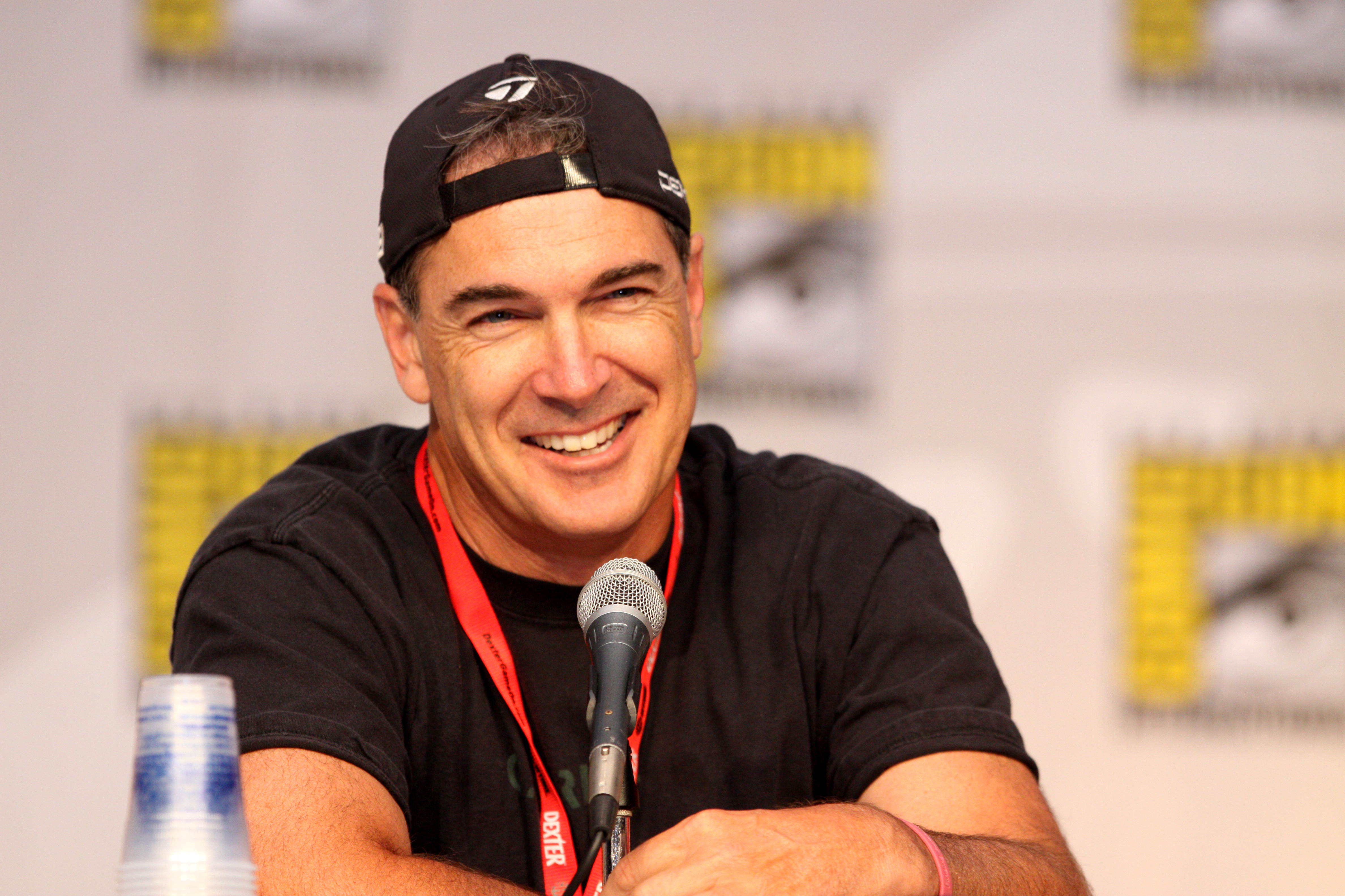 patrick warburton wifepatrick warburton wife, patrick warburton lemony snicket, patrick warburton joe swanson, patrick warburton tick, patrick warburton wiki, patrick warburton bee movie, patrick warburton looks like, patrick warburton league of legends, patrick warburton twitter, patrick warburton tales from the borderlands, patrick warburton sings, patrick warburton vs jude law, patrick warburton voice actor, patrick warburton audiobooks, patrick warburton weight and height, patrick warburton instagram