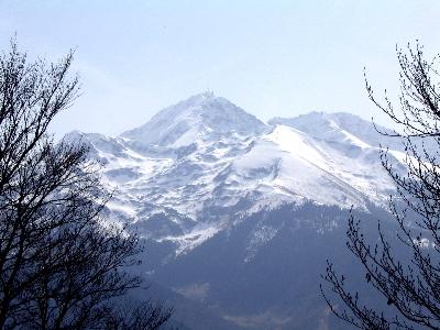 Highest Elevation In  Tour De France