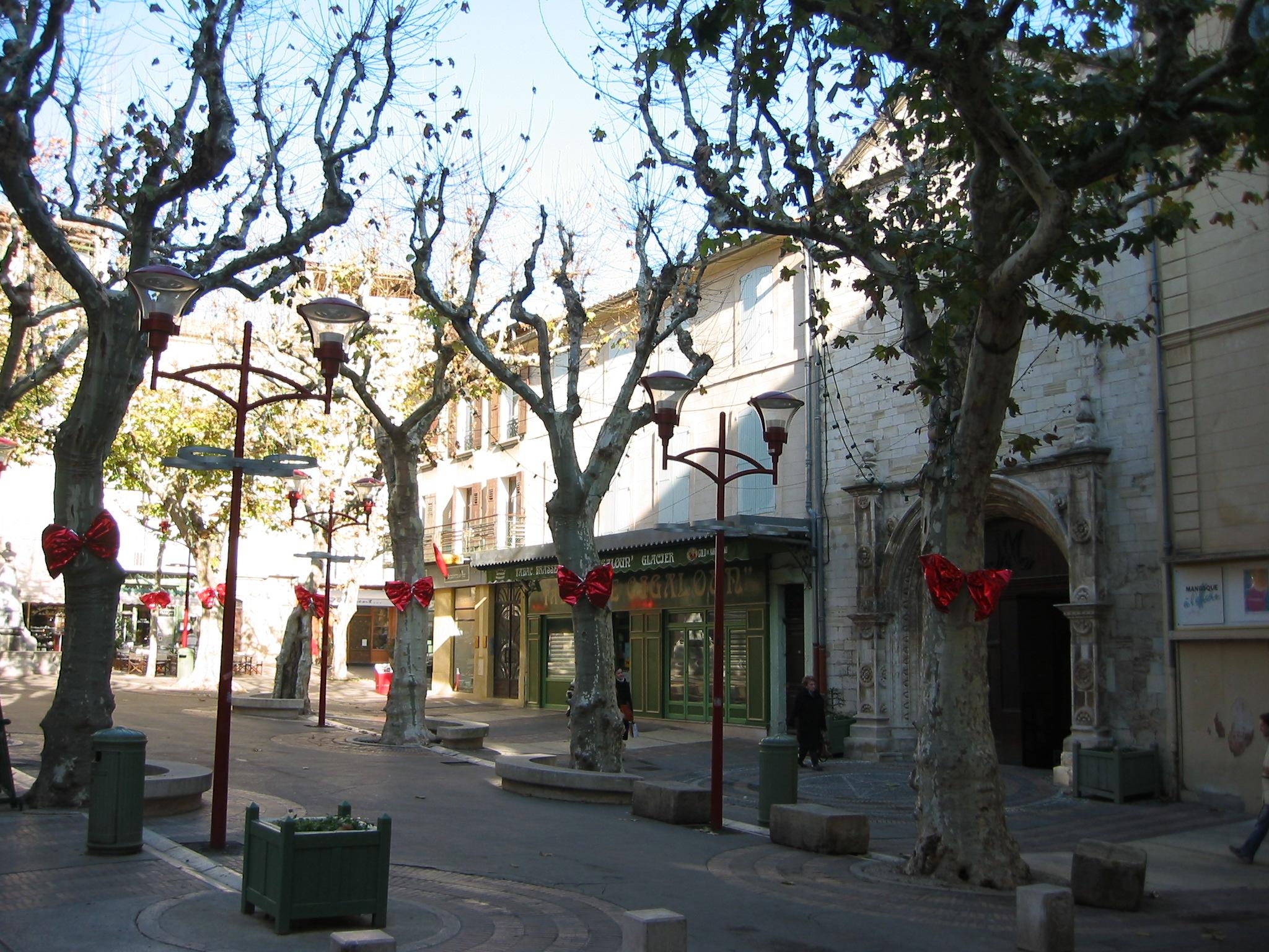 File place hotel de ville manosque 2 jpg - Villes d ile de france ...